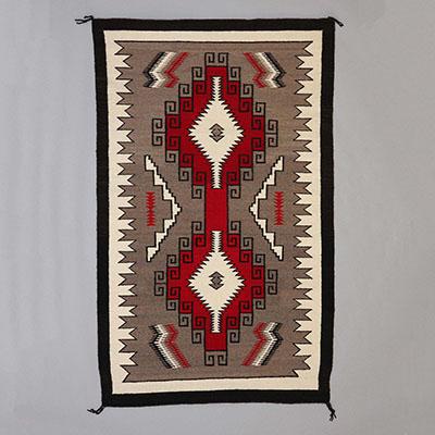Klagetoh weaving by Esther Billie