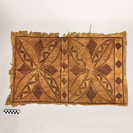 Samoan Tapa Cloth (MMA 83.13.1)