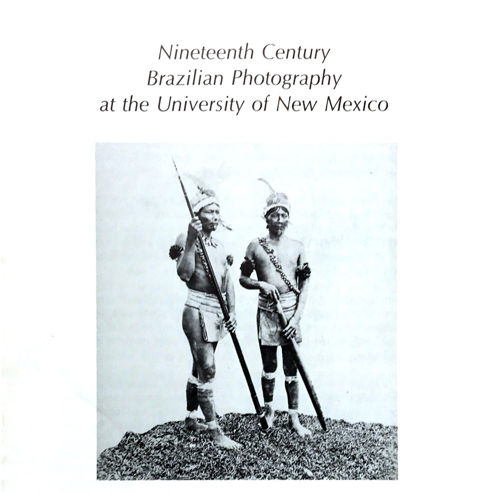 19th Century Brazilian Photography at UNM