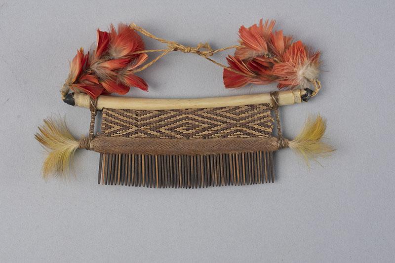 Comb (wayamakasu), Waiwai, Roraima Region 1950s