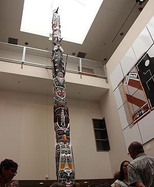The Smith Family Totem Pole
