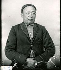 Chin Charley Hop Kee, Chloride Laundry Man, 1900 - 1919