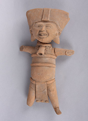 Clay figurine