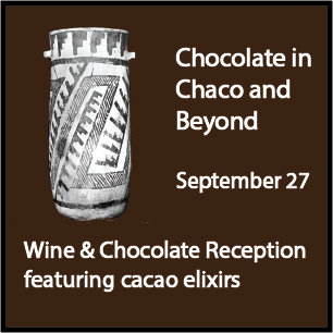 Chocolate in Chaco reception tickets