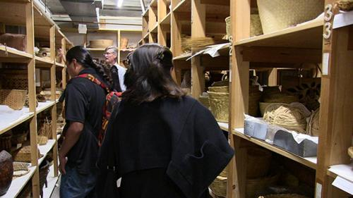 Ethnology Collections tour