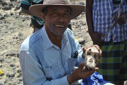 Dr. Yohannes Haile-Selassie
