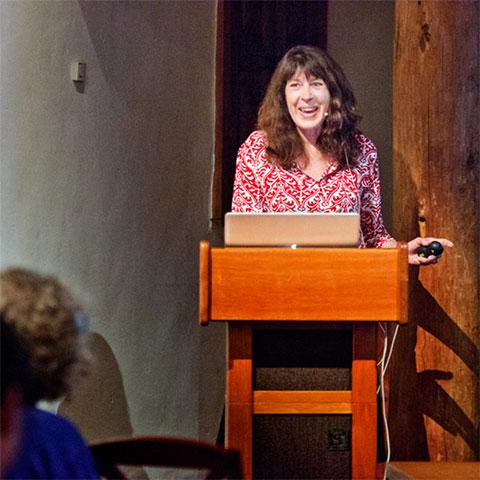 Karen Kramer at SAR