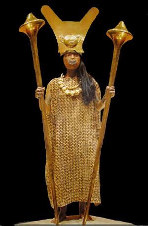 Moche queen