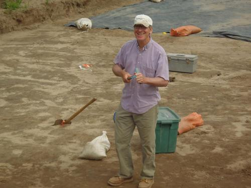 Professor Timothy R. Pauketat Illinois State Archaeological Survey