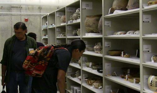 Maxwell Museum Archaeology Collections tour