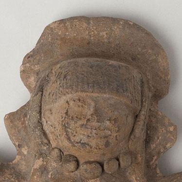 Mesoamerican Ceramic Figurine