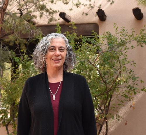 Carla Sinopoli, Maxwell Museum Director