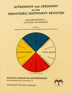 "Cover of ""Astronomy and Ceremony in the Prehistoric Southwest"""