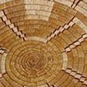 Figurative coiled basket, Mescalero Apache, maker unknown, (MMA 65.42.54)