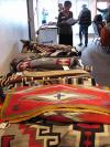 Preview Naavajo rugs at the Maxwell